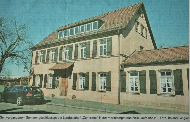 landgasthof zur krone nürnberg